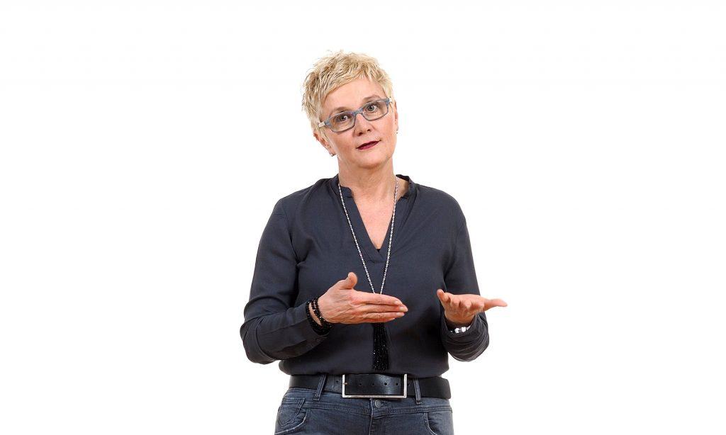 Im Coaching mit Karin Striedl werden wichtige Potenziale erkannt.